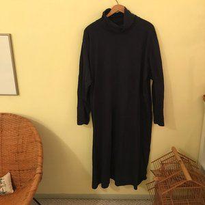 ULLA POPKEN | Oversized Turtleneck Dress